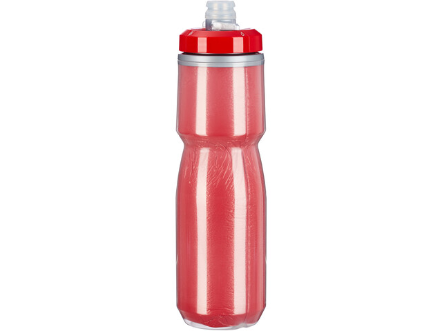 CamelBak Podium Chill Gourde 710ml, red/red